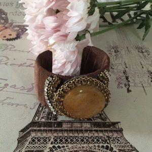 Gorgeous vintage Anthropologie bracelet